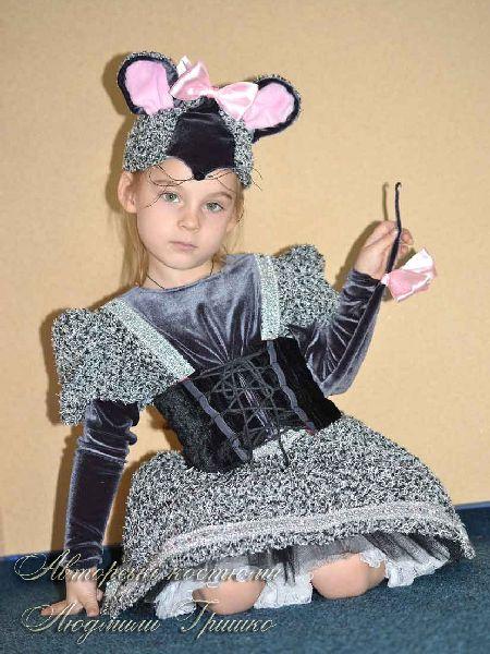 фото карнавального костюма мышка