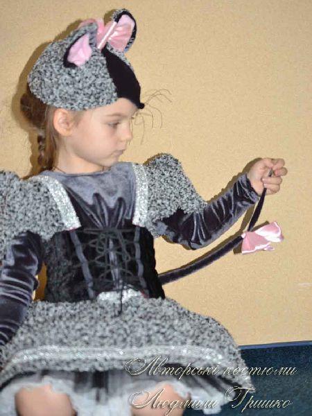 фото костюм мышка детский