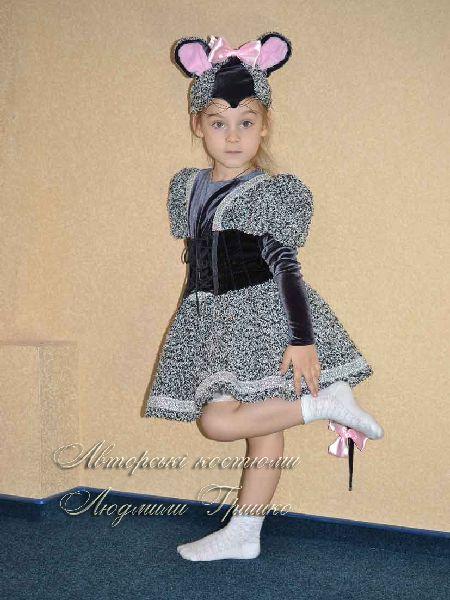 фото детского костюма мышка