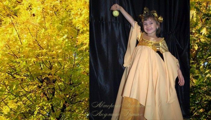 карнавальный костюм осень фото