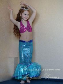 морская история фото танцующей русалочки