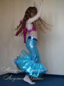 морская история - костюм русалочки фото 0380