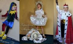 о новогодних костюмах фото карнавальных нарядов