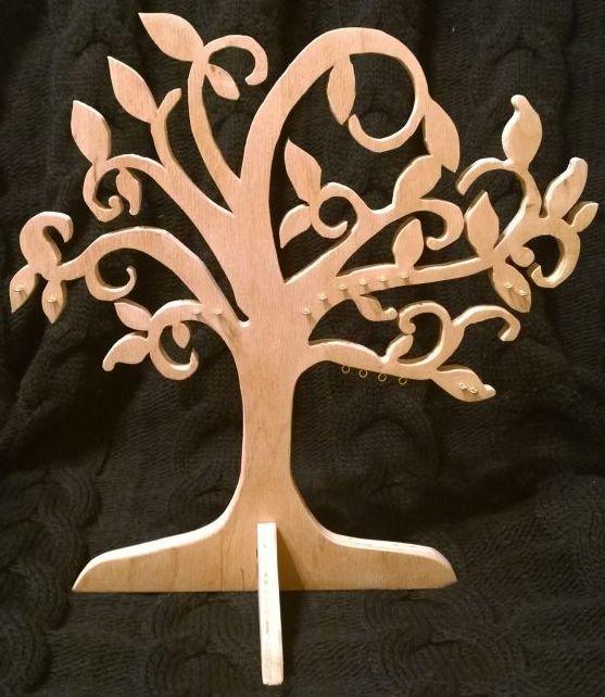 заготовка для декупажа фото дерева для ювелирных изделий