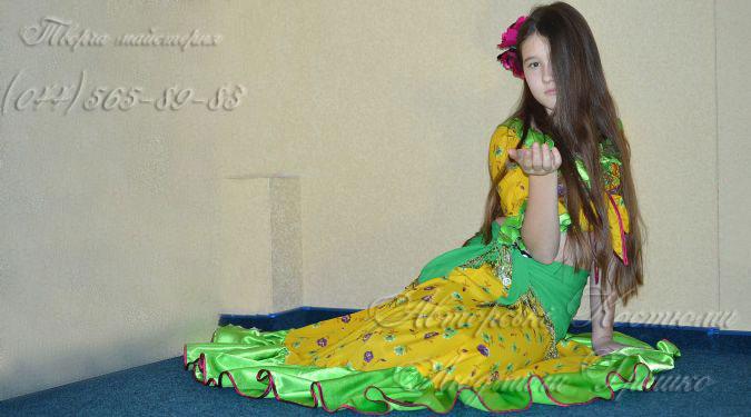 костюм цыганки фото карнавального костюма для девочки