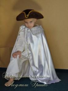 фото начальник стражи Снежной Королевы новогодний костюм для мальчика