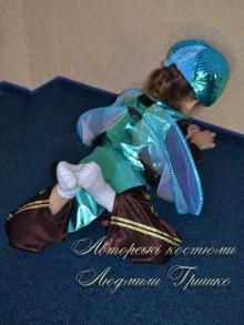 фото костюм стрекозы с большими крыльями