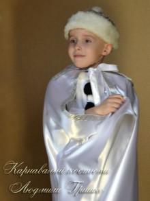 фото костюма снежного стража для мальчика