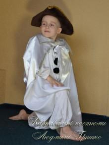 фото новогодний костюм Начальник стражи Снежной Королевы