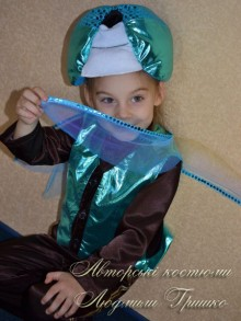 фото детский костюм стрекозы с крыльями