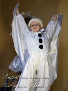 фото детского костюма снежный страж на новый год