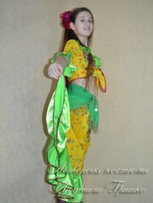 костюм цыганки фото сбоку