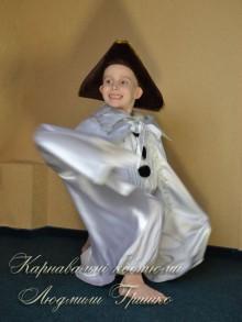 фото детский костюм Начальник стражи Снежной Королевы
