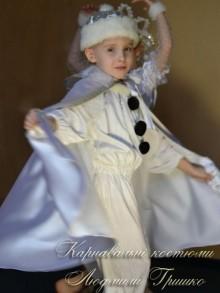 фото карнавального костюма Снежный Страж