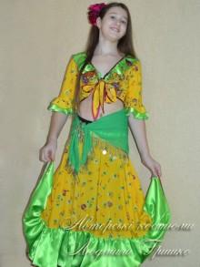 костюм цыганки фото костюма для девочки