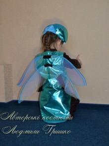фото костюм стрекозы вид со спины