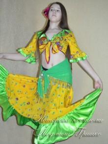 детский костюм цыганки фото