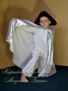фото костюм Начальик стражи Снежной Королевы для мальчика