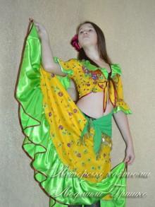 костюм цыганки фото авторского костюма