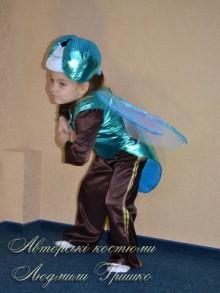 фото костюм стрекозы для самых маленьких