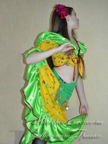 костюм цыганки детский фото