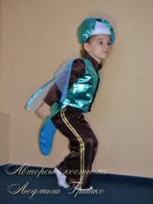 фото костюм стрекозы для мальчика или девочки