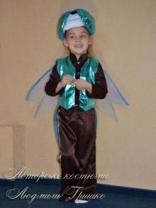 фото костюм стрекозы авторский карнавальный