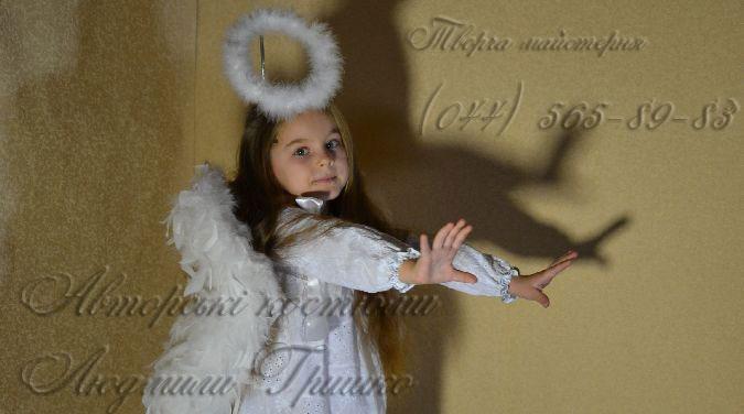 костюм ангелочка фото
