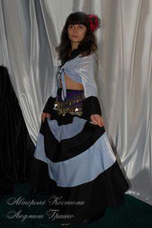 цыганский костюм для взрослых фото