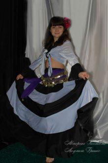 цыганский костюм для женщин фото