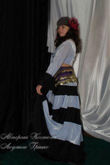 цыганский костюм карнавальный фото