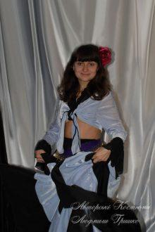 традиционный цыганский костюм фото