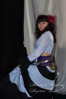 карнавальный цыганский костюм фото