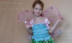 фото костюм феи Винкс для девочки на новый год и halloween