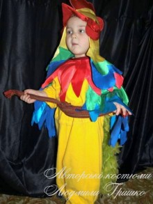 фото детский костюм петушка