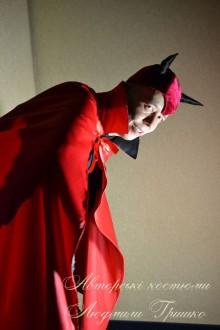 костюм мефистофеля фото карнавального костюма