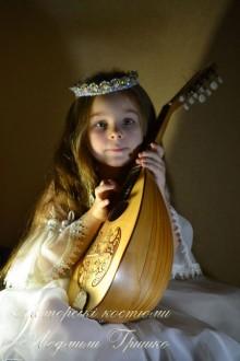 фото костюм принцессы для маленькой девочки