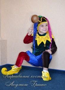 карнавальный костюм шута фото