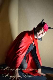 костюм мефистофеля на halloween