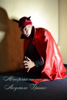 костюм мефистофеля для мужчин фото