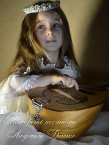 фото детский костюм принцессы