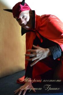 маскарадный костюм мефистофеля фото