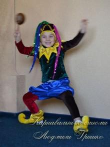 костюм шута фото детского костюма