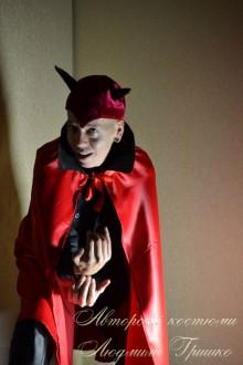 костюм мефистофеля для мужчин на halloween