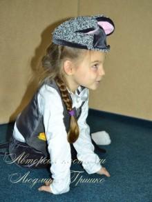 костюм мышонка для мальчика и девочки фото