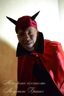 костюм мефистофеля на новый год фото