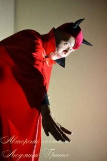 halloween костюм мефистофеля фото