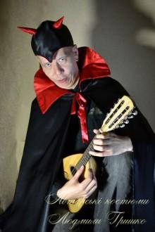 фото маскарадный костюм люцифера
