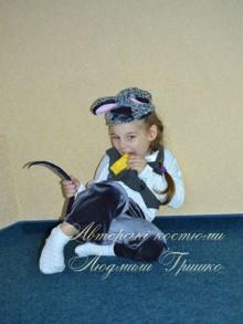 костюм мышонка с сыром фото