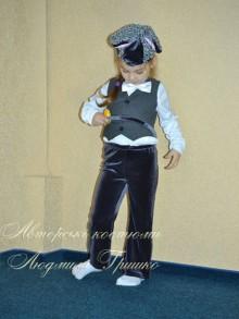 детский костюм мышонка фото